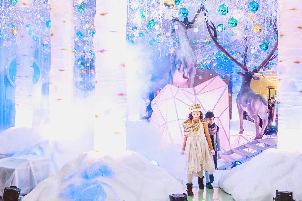 The Tale of the Winter Forest | chainyan.co