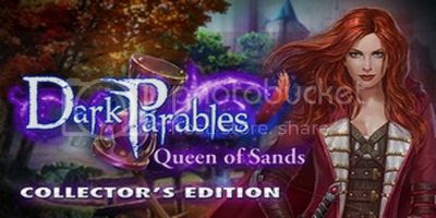 Dark Parables 9: Queen of Sands Collectors Edition [Final Version]
