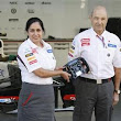 India-born Kaltenborn flies a flag for women in F1 | Reuters