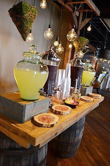 25  best ideas about Drink station wedding on Pinterest