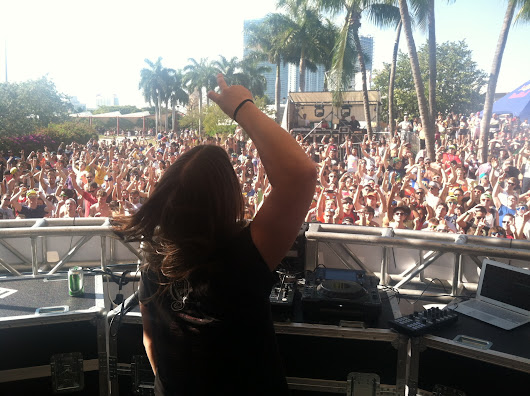 Live @ Ultra, OWSLA stage 03-16-13