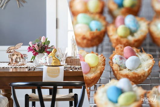 Wow-Worthy Easter Ideas and Recipes