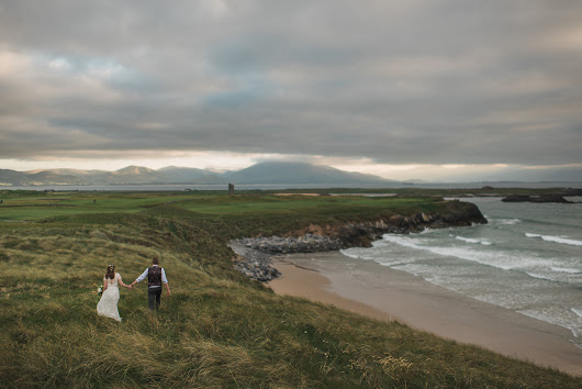 Ireland Wedding Photographer | Traditional Irish Wedding in FenitNordica Photography