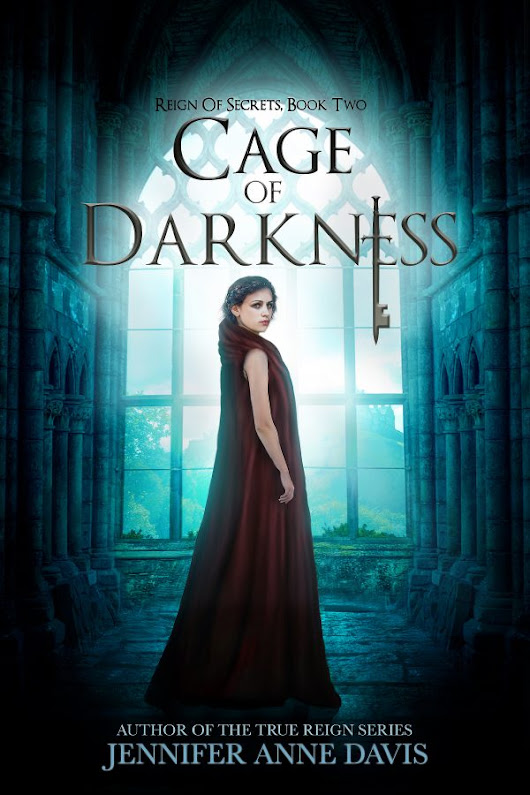 Blog Tour Review & Giveaway Cage of Darkness by Jennifer Anne Davis
