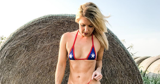 This Texas Mom Ignored Haters and Made Her Butt World Famous