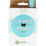 Earth Kind Stay Away Moths Essential Oil Insect Repellent Pouch 2.5 oz.