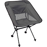 TravelChair 7789 Joey Chair Portable Compact Camping Hunting Fishing, Black by VM Express