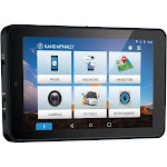 Rand McNally 528021214 OverDryve 7 RV GPS Tablet with Built-In Dash Cam and Free Lifetime Maps