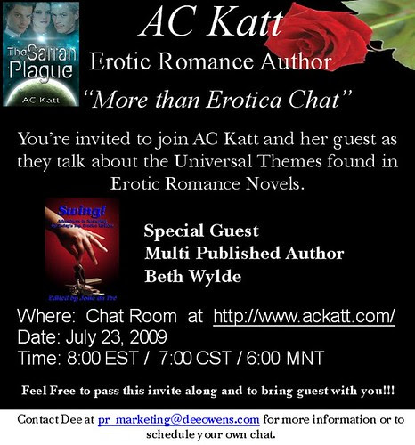 More than Erotica Chat Invite Guest BethWylde