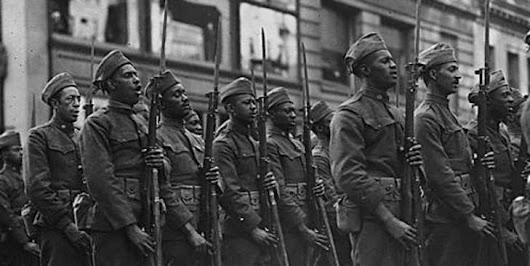 Reports on the Harlem Hellfighters 1