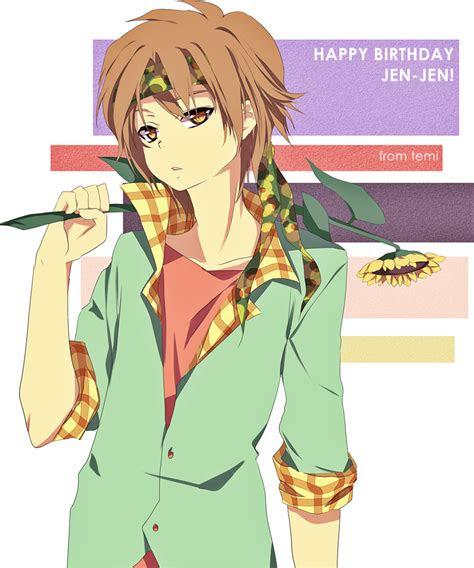 belated happy birthday jen jen  temiji  deviantart