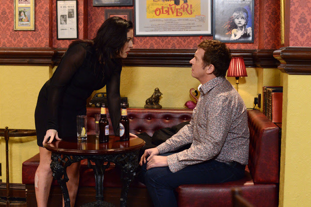 Kat is furious over Alfie's hopes for a reunion