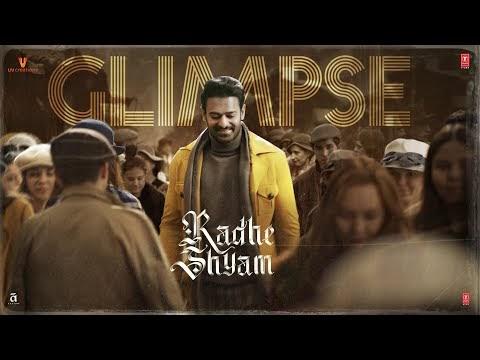 Radhe Shyam Hindi Movie Glimpse