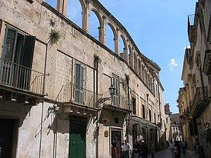 Lecce-street