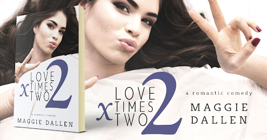 Showcase Spotlight: Love Times Two by Maggie Dallen - Beetiful Custom and Predesigned (Premade) Book Covers