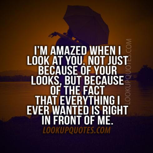 Quotes About Love Looking At You 49 Quotes