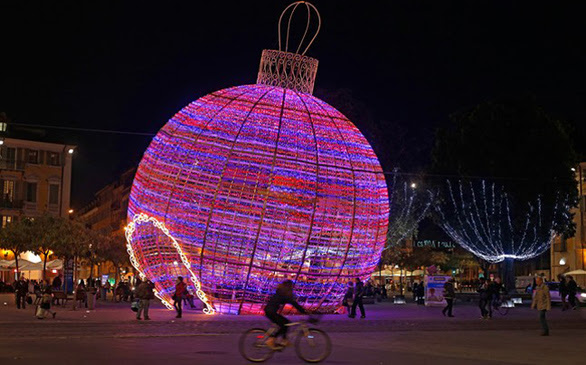 Εικόνες Χριστουγέννων από όλο τον κόσμο