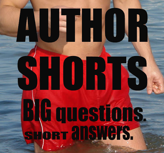 Author Shorts Question 4: What type of character is your favorite?