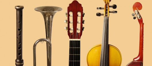 The Benefits of Learning a Musical Instrument | Marshall Alston