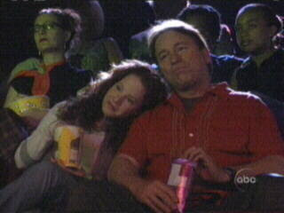Amy Davidson with John Ritter - 8 Simple Rules