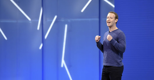 Facebook's F8 Keynote Proves the Company Sees No Reason to Change | Digital Trends