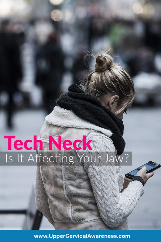 TMD - One of the Many Side Effects of Teck Neck