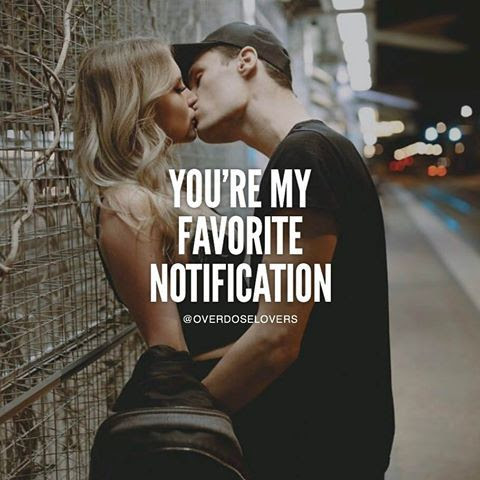Youre My Favorite Notification Pictures Photos And Images For
