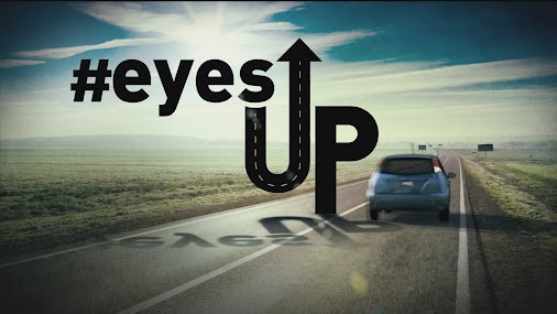 KARE 11's #eyesUP campaign to end distracted driving