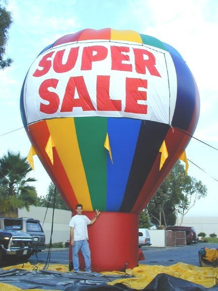 Balloon Advertising • Visit this site  for more...
