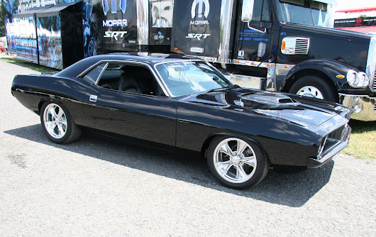 Barracuda Coming Back As A Dodge?