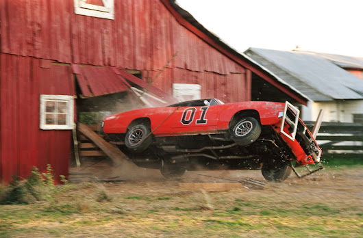 "10 Things You Didn't Know About the Dukes of Hazzard's ""General Lee"""