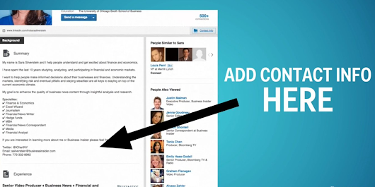 How To Get 200 LinkedIn Profile Views A Day - Business Insider