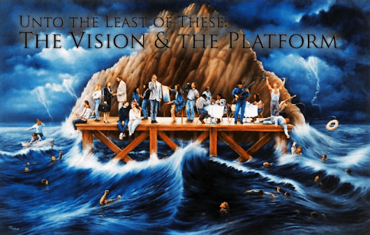 """Unto the Least of These"": The Platform & The Vision - Loud Cry of the Third Angel"
