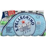 San Pellegrino Sparkling Natural Mineral Water - 24 pack, 16.9 fl oz bottles