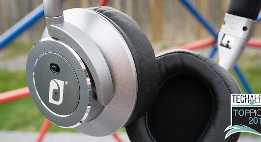 Damson HeadSpace review: Excellent sounding, affordable, high-quality ANC headphones