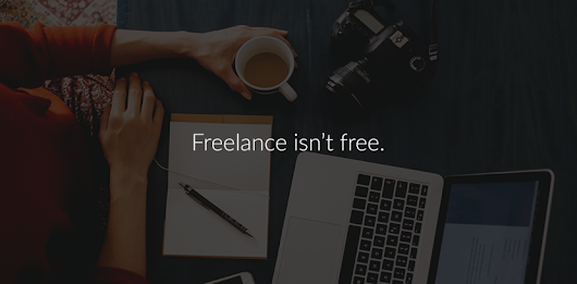 How to take 'Freelance Isn't Free' Nationwide