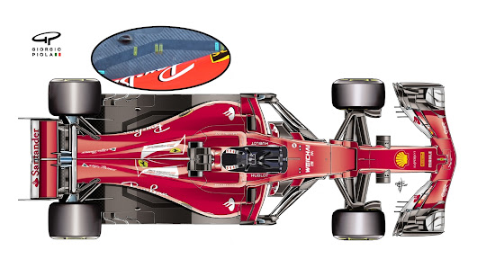Tech insight - the secrets to the Ferrari SF70H's speed