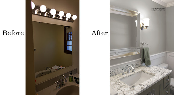 Power Up Powder Room Renovisions Blog