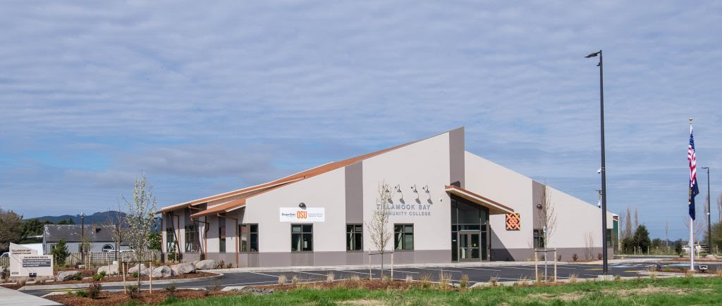 Partners For Rural Innovation Center One Year Later Tillamook Bay