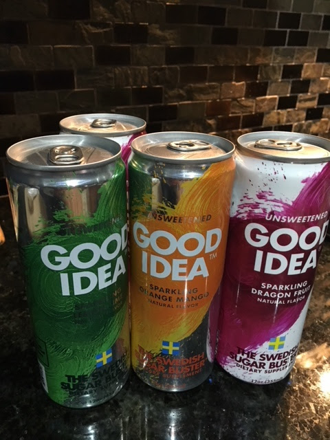 Product Review: Good Idea™ Drinks