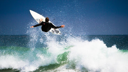 Where to Surf in Los Angeles