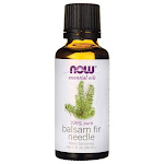 NOW Foods Balsam Fir Needle Oil   1 fl oz Liquid   Essential Oils