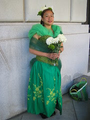 Erda attending SF Opera Ring Cycle