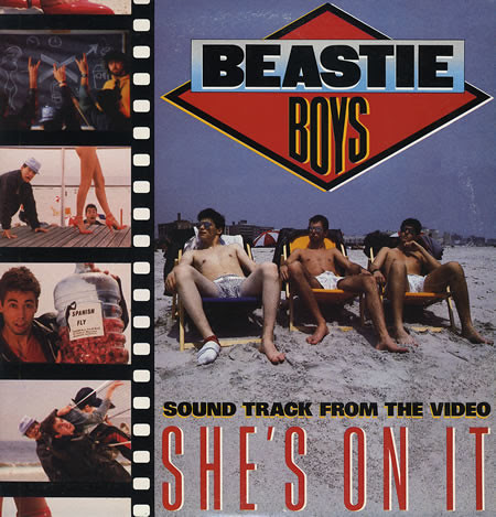 Beastie Boys She's On It