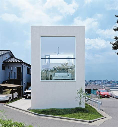 small japanese housing design creative review