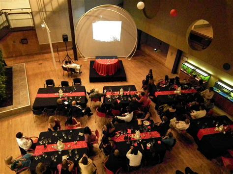 The Museum, Kitchener, Ontario   Wedding Venue   black and