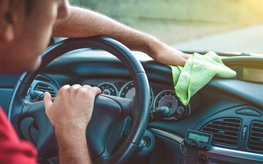 How Often You Should Clean Your Car Interior | Reader's Digest