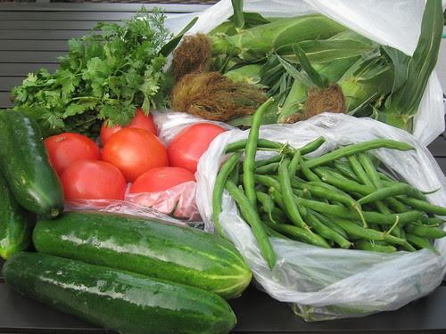 Farmers Market Finds 7/31