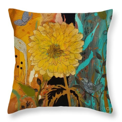 "Robin Maria Pedrero sold a Throw Pillow - 26"" x 26"" on FineArtAmerica.com!"