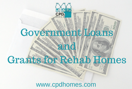 Government Loans and Grants for Rehab Homes | Sell Your House Fast For Cash | Real Estate Investing | Cleveland, OH